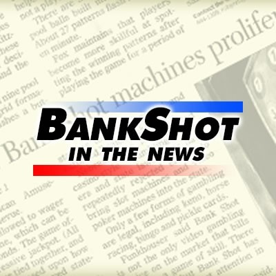 BankShot News
