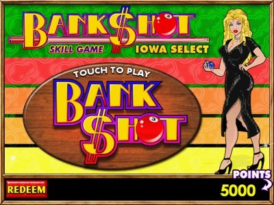 BankShot Iowa Select