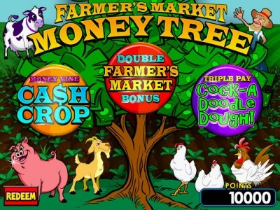 Farmer's Market Money Tree